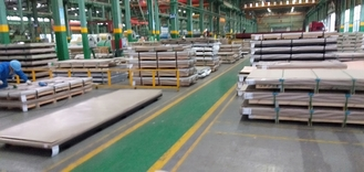 China 316Ti Stainless Steel Plate 316Ti (S31635, 1.4571) Hot Rolled Plate316Ti Austenitic Stainless Steel proveedor