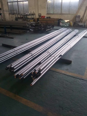 China Barra hexagonal brillante/SS Rod redondo del acero inoxidable del final SUS303 fábrica